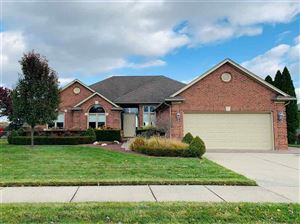 Photo of 51346 E INDIAN POINTE DR, MACOMB Township, MI 48042 (MLS # 58031400059)