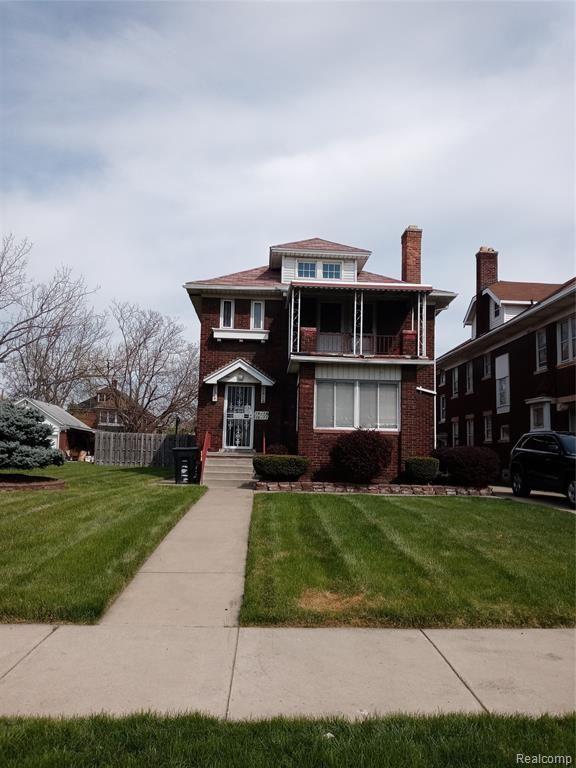 1612 VIRGINIA PARK Street, Detroit, MI 48206 - MLS#: 2210030064