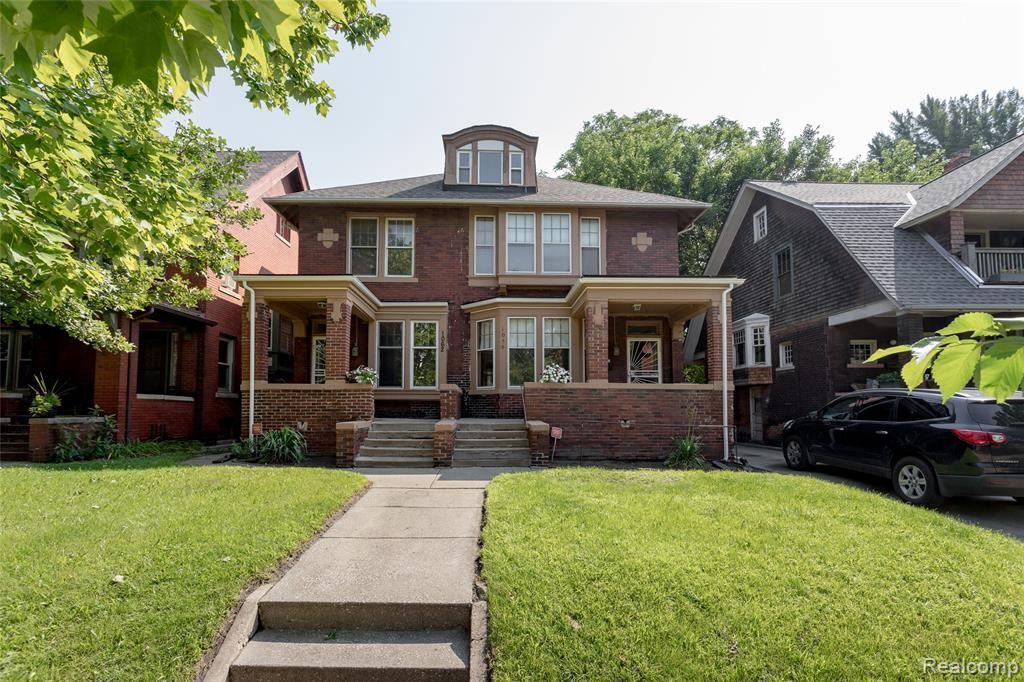 1062 VINEWOOD Street, Detroit, MI 48216 - MLS#: 2210063066