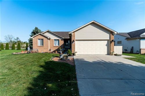 Photo of 47755 BARCLAY Court, Shelby Township, MI 48317 (MLS # 2200087073)