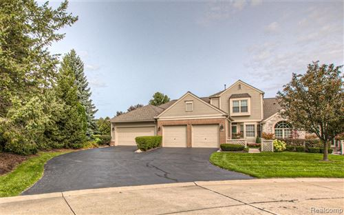 Photo of 679 BROCKMOOR Lane, Bloomfield Township, MI 48304 (MLS # 2200076078)