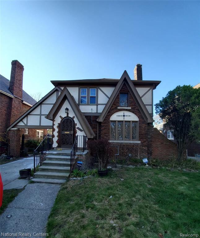 4803 FULLERTON Street, Detroit, MI 48238 - MLS#: 2200034080