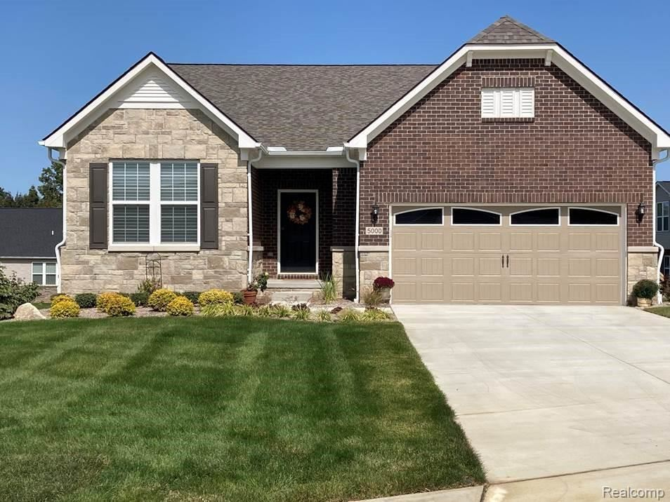 Photo for 5024 Brookridge Drive, Independence Township, MI 48348 (MLS # 2200078084)