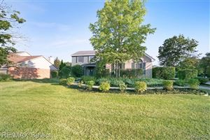 Photo of 6303 GOLF VIEW Drive, Independence Township, MI 48346 (MLS # 219063085)