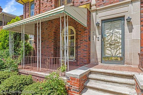 Tiny photo for 4764 STURTEVANT Street, Detroit, MI 48204 (MLS # 2200061085)