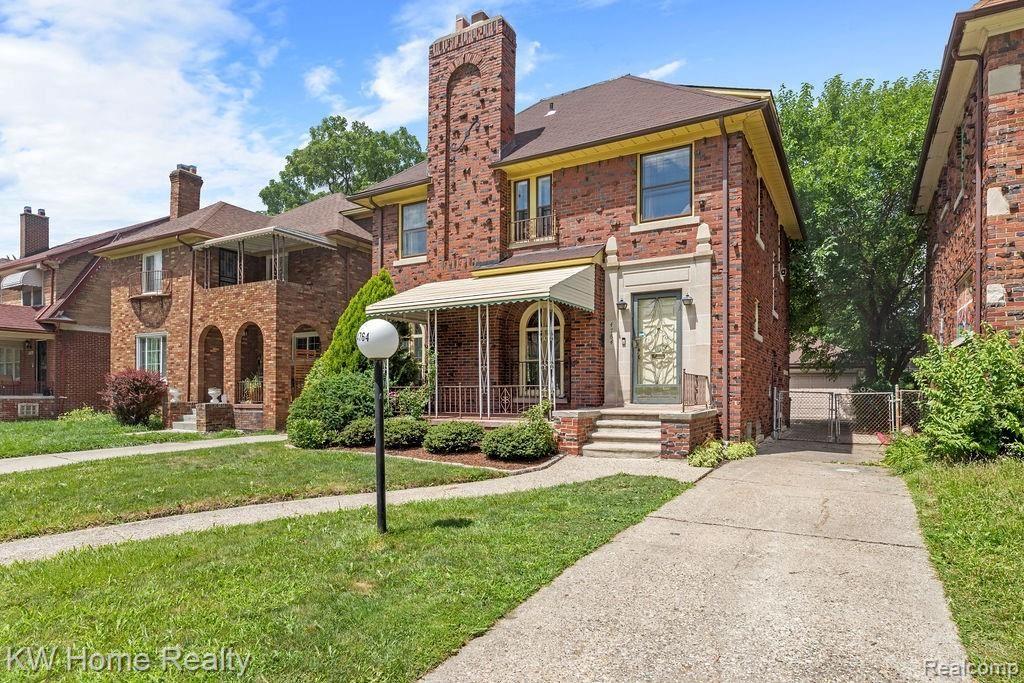 Photo for 4764 STURTEVANT Street, Detroit, MI 48204 (MLS # 2200061085)