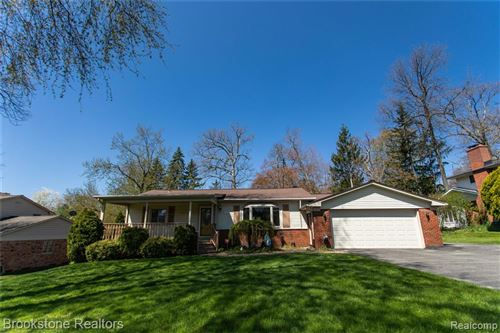 Photo of 5705 CHICKADEE Lane, Independence Township, MI 48346 (MLS # 2200032089)