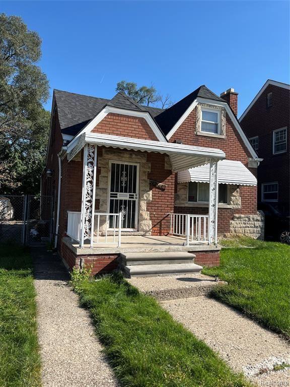 18986 CHERRYLAWN Street, Detroit, MI 48221 - MLS#: 2210089089