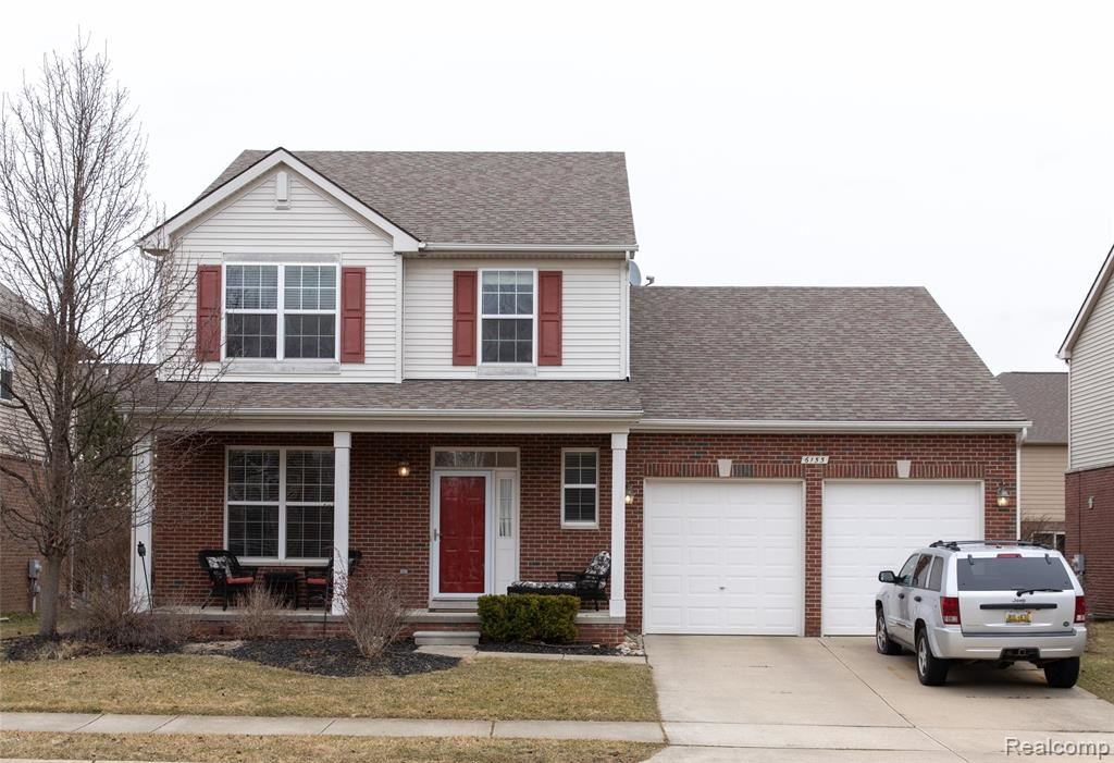 Photo for 6155 CHESHIRE PARK Drive, Independence Township, MI 48346 (MLS # 2200016094)