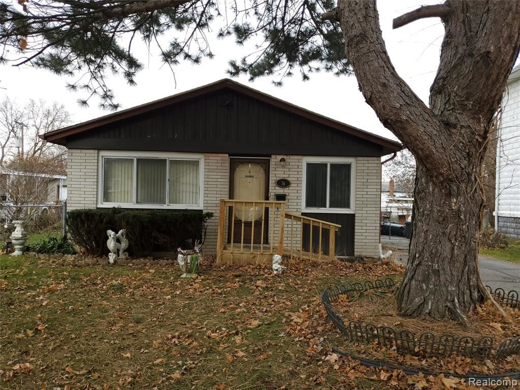 Photo of 50 INCHES Street, Mount Clemens, MI 48043 (MLS # 219123096)