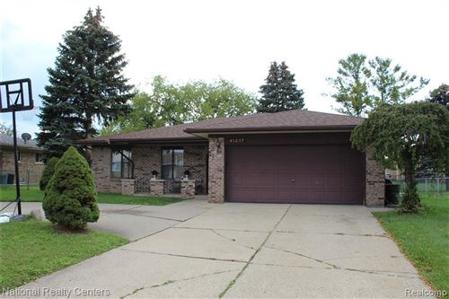 Photo of 41237 SPICEMILL Drive, Sterling Heights, MI 48314 (MLS # 2210079100)