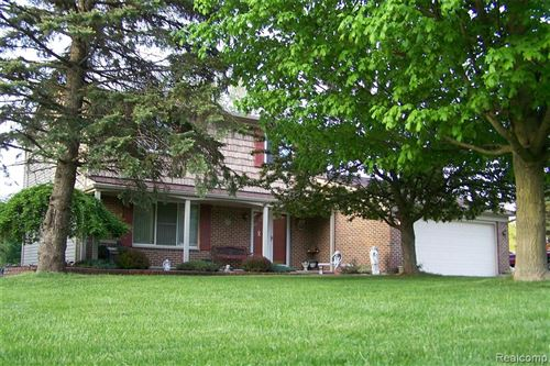 Photo of 4568 HILLVIEW Shores Drive, Independence Township, MI 48348 (MLS # 2200045102)