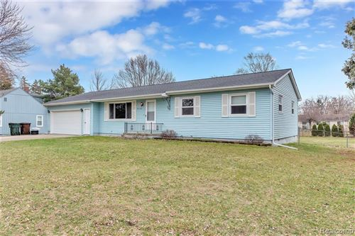 Photo of 8100 RUSSELL Street, Shelby Township, MI 48317 (MLS # 2200024105)