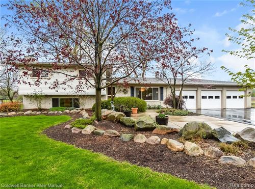 Photo of 9019 N CANTON CENTER Road, Plymouth Township, MI 48170 (MLS # 2200035112)