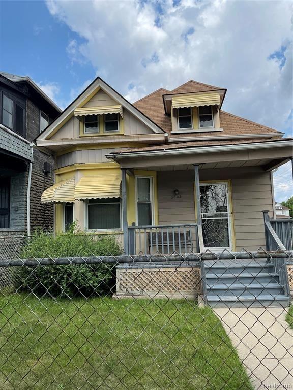 5002 LARCHMONT Street, Detroit, MI 48204 - MLS#: 2210056113