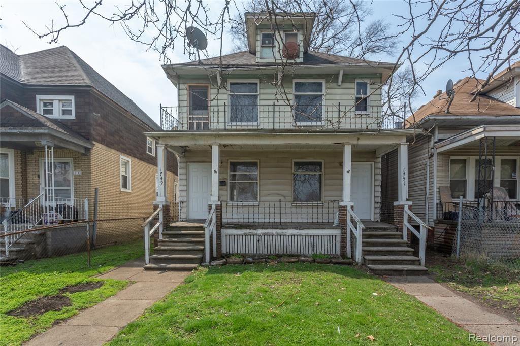 1749 CASGRAIN Street, Detroit, MI 48209 - MLS#: 2210023114