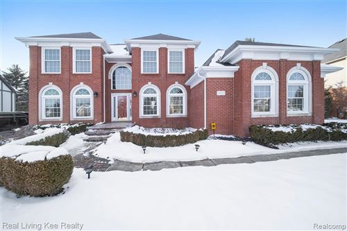 Photo of 54033 WHITBY Way, Shelby Township, MI 48316 (MLS # 2200005115)