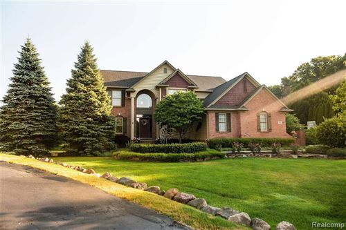 Photo of 7833 BROOKPINES Drive, Independence Township, MI 48348 (MLS # 2200055122)