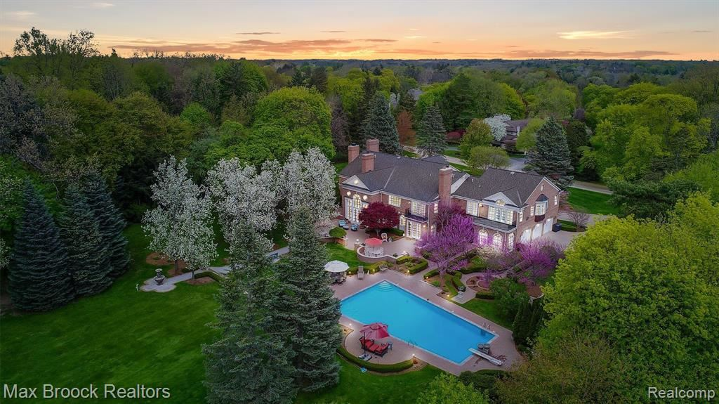1115 COUNTRY CLUB Road, Bloomfield Hills, MI 48304 - #: 2200051122