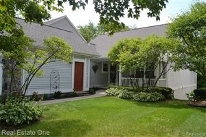 Photo of 6629 POND VIEW Road, Independence Township, MI 48346 (MLS # 219084127)