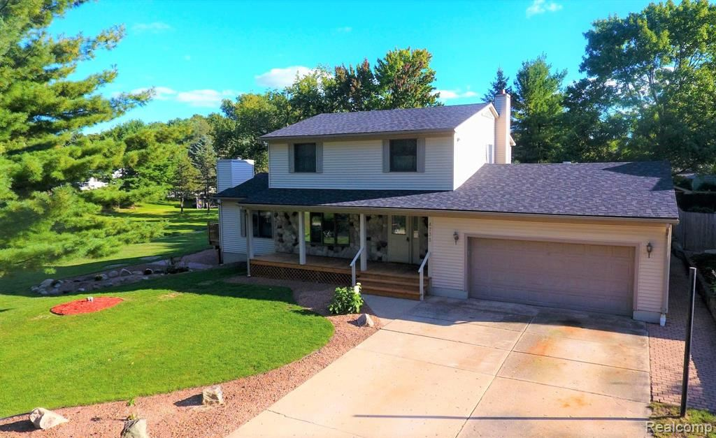 Photo for 4735 MEADOWBROOK Avenue, Independence Township, MI 48348 (MLS # 2200078128)
