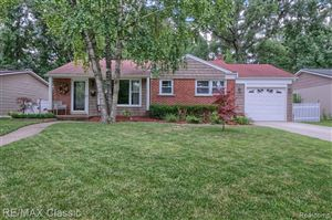 Photo of 740 Parkview Drive, Plymouth, MI 48170 (MLS # 219066131)