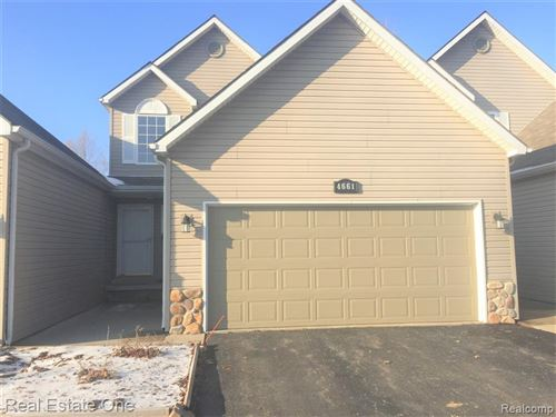 Photo of 4661 CHRISTOPHER PINES Drive, Independence Township, MI 48346 (MLS # 2200004132)