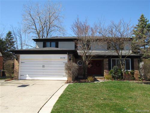Photo of 2136 ELKHORN Drive, Rochester Hills, MI 48307 (MLS # 2210024132)