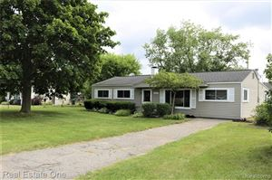 Photo of 5510 MARY SUE Street, Independence Township, MI 48346 (MLS # 219063133)