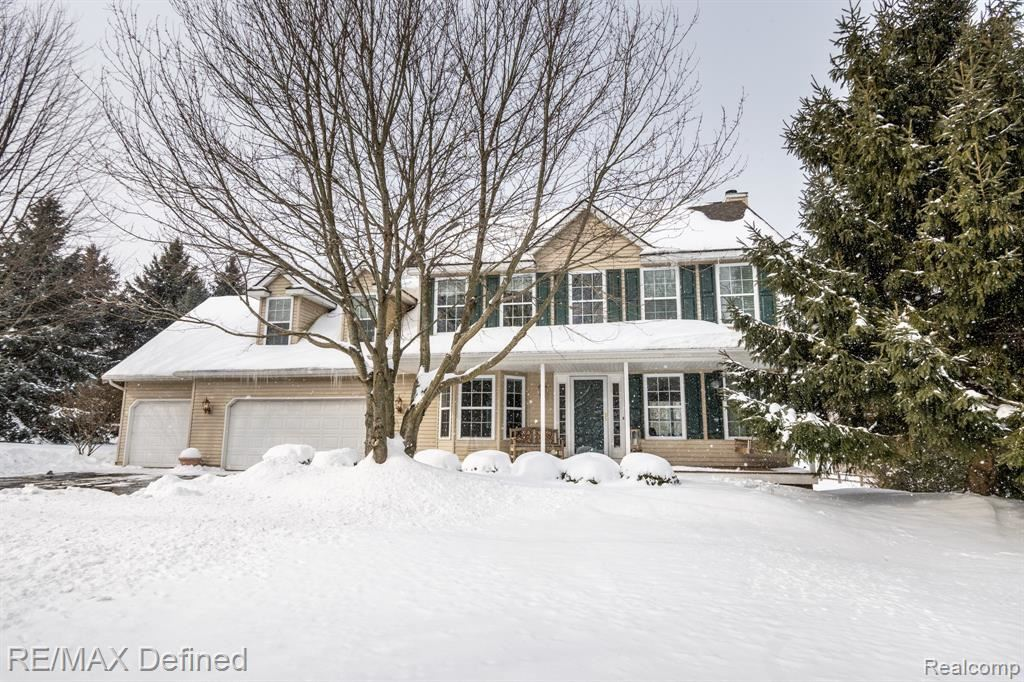 Photo for 5070 CLARKSTON Road, Independence Township, MI 48348 (MLS # 2210011133)