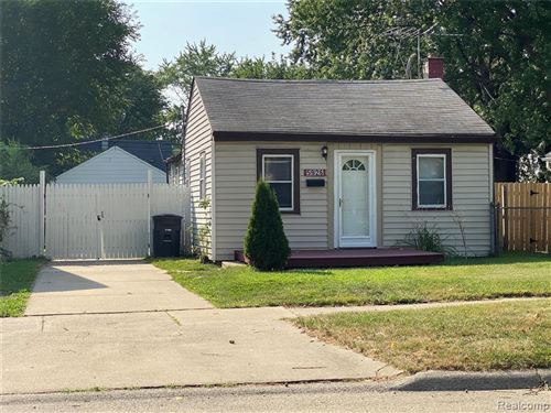 Photo of 5926 CHEROKEE Street, Taylor, MI 48180 (MLS # 2200071147)