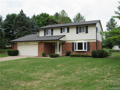 Photo of 6934 HUBBARD HILLS Drive, Independence Township, MI 48348 (MLS # 2200059149)