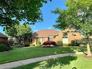 Photo of 47334 CIRCLE CREST, SHELBY Township, MI 48315 (MLS # 58031385156)