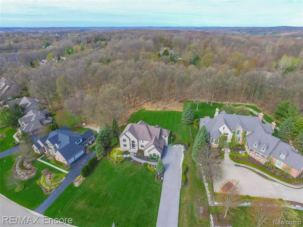Photo for 8791 HUNTERS CREEK Drive, Independence Township, MI 48348 (MLS # 219082161)