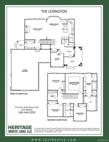 Tiny photo for 6531 CAMBRIDGE Circle, Independence Township, MI 48346 (MLS # 2210076165)