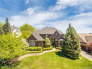 Photo of 6807 Oakhurst Ridge Road, Independence Township, MI 48348 (MLS # 219049167)