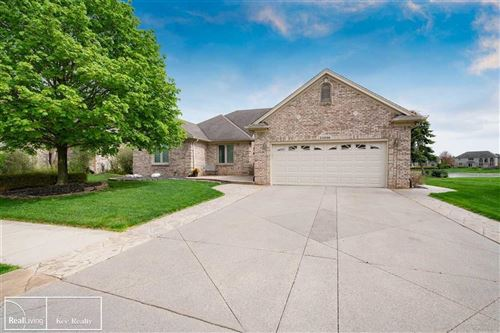 Photo of 22036 SUNNINGDALE DR, MACOMB Township, MI 48044 (MLS # 58050009167)