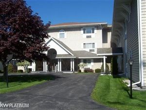 Photo of 4500 LAKESHORE ROAD #20, FORT GRATIOT, MI 48059 (MLS # 58031344171)