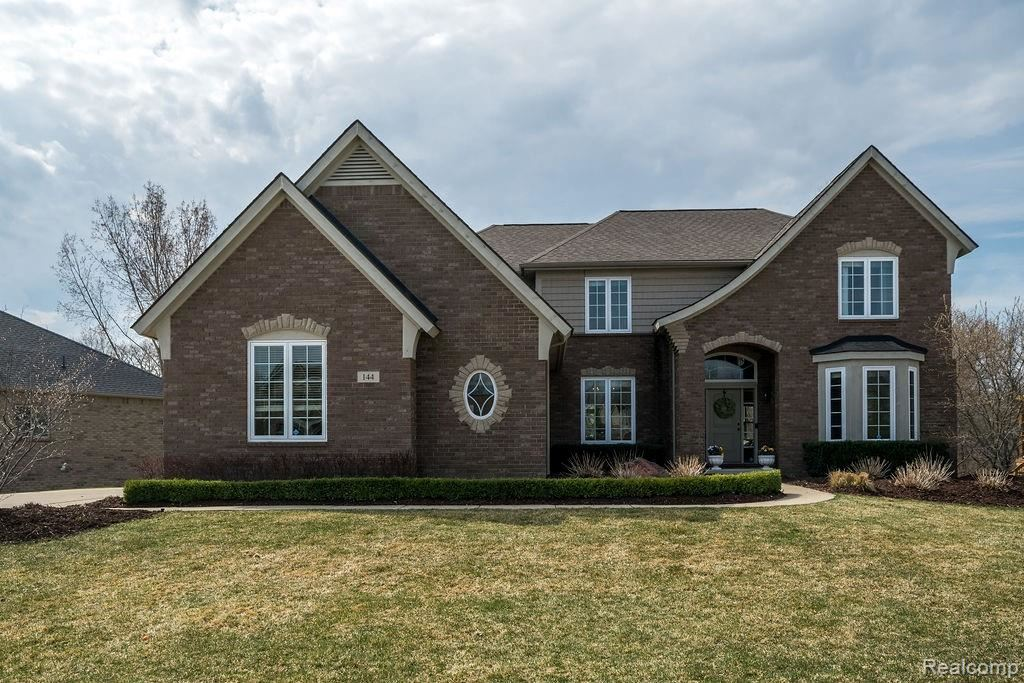 Photo of 144 Wynstone Circle S, Oakland Township, MI 48363 (MLS # 2210028176)