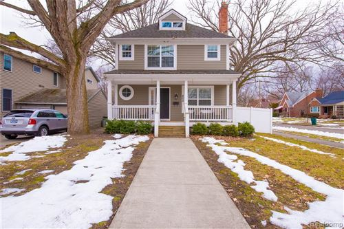 Photo for 602 KAYSER Avenue, Royal Oak, MI 48067 (MLS # 2200008181)