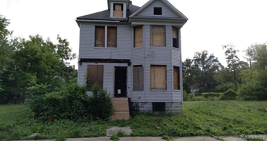 2481 TOWNSEND Street, Detroit, MI 48214 - MLS#: 2200062183