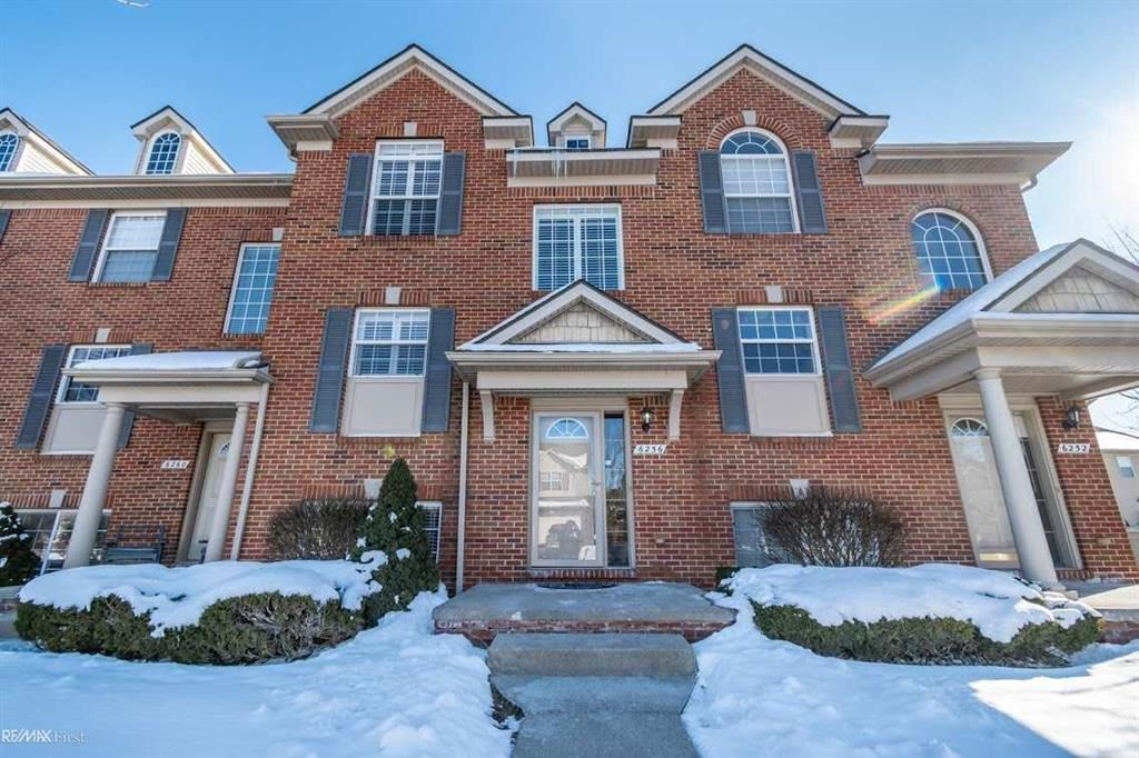 Photo for 6256 CHESHIRE PARK, INDEPENDENCE Township, MI 48346 (MLS # 58050034187)