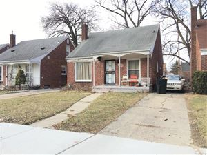 Photo of 19803 SANTA ROSA Drive, Detroit, MI 48221 (MLS # 219013188)