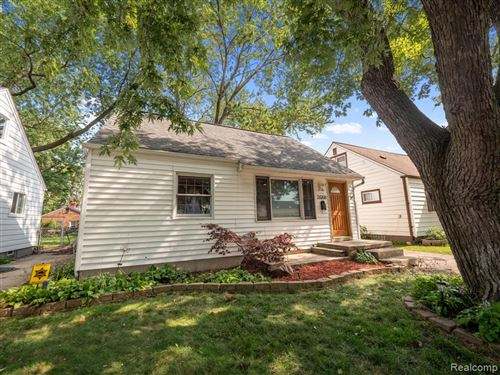 Photo of 26708 TAWAS Street, Madison Heights, MI 48071 (MLS # 2200079191)