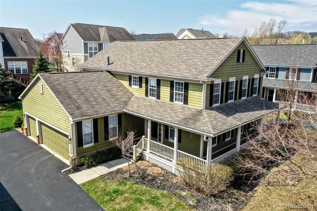 Photo for 6095 VILLAGE Court, Independence Township, MI 48346 (MLS # 2200028193)