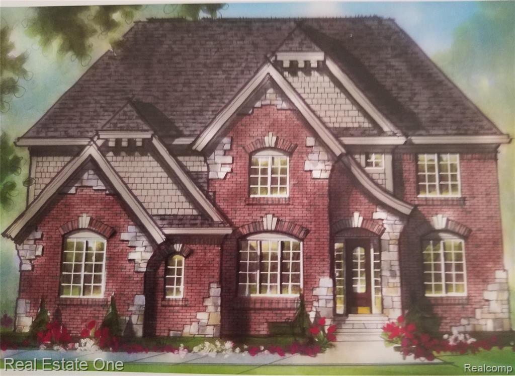 48069 AMBER LANE (Unit #33) Drive, Shelby Township, MI 48315 - MLS#: 219122199