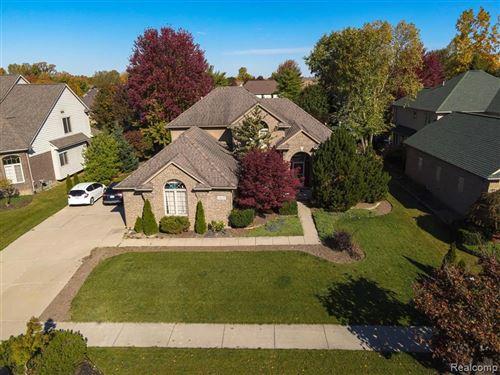 Photo of 14609 SPARROW Drive, Shelby Township, MI 48315 (MLS # 2200096206)