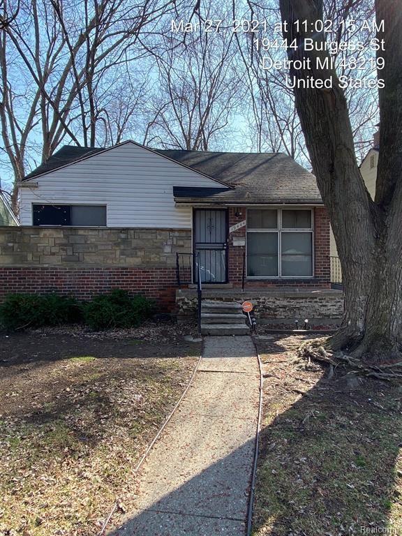 19444 BURGESS, Detroit, MI 48219 - MLS#: 2210033209