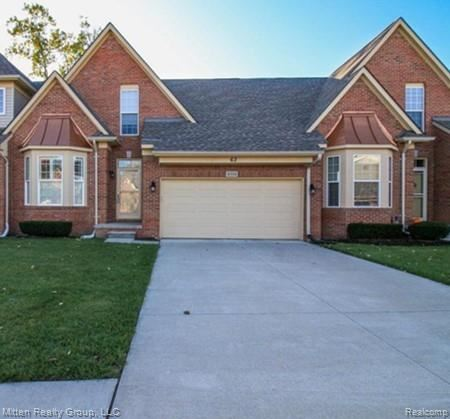 Photo of 4354 BROOKSTONE Drive, Canton Township, MI 48188 (MLS # 219105211)
