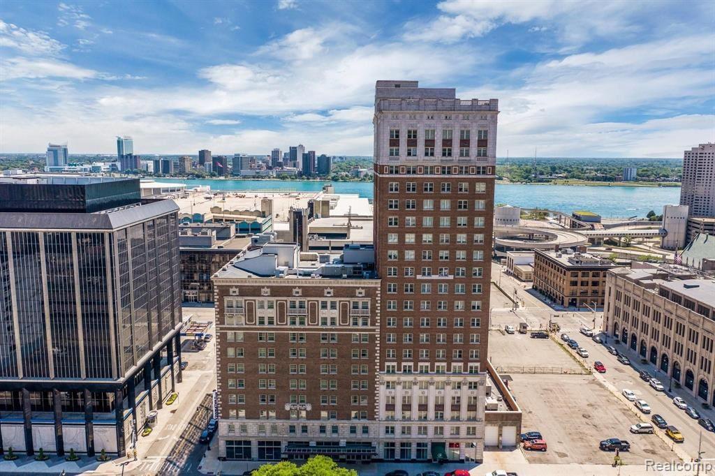 525 W LAFAYETTE Boulevard #21D, Detroit, MI 48226 - MLS#: 219116212